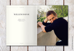 The Travel Almanac – Issue 05: Willem Dafoe – Inside 03