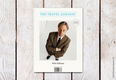 The Travel Almanac – Issue 12 – Cover: Whit Stillman