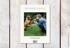 The Travel Almanac – Issue 13: The Magic Issue – Cover (Christopher Bailey)