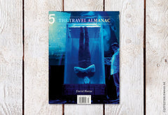 The Travel Almanac – Issue 13: The Magic Issue – Cover (David Blaine)