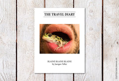 The Travel Almanac – Issue 13: The Magic Issue – The Travel Diary by Jürgen Teller