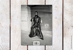 The Travel Almanac – Issue 14: The Border Issue – Cover: Serpentwithfeet