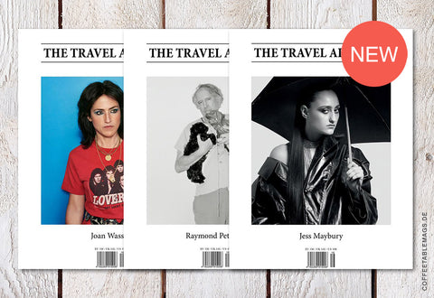 The Travel Almanac – Issue 16: The Animal Issue – Cover