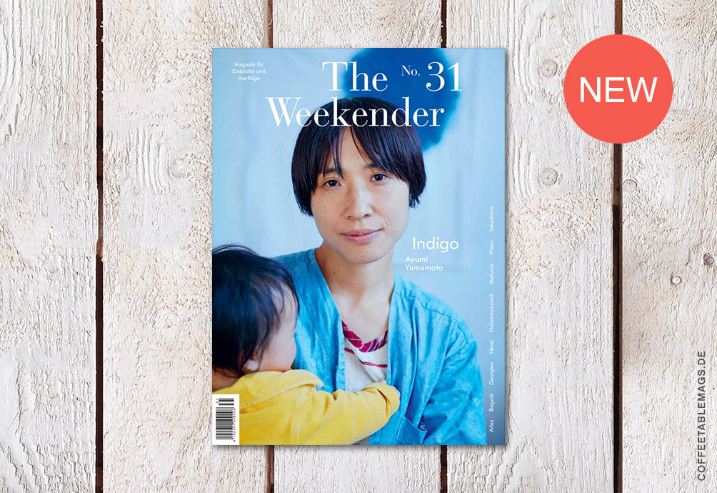 The Weekender – Number 31 – Cover