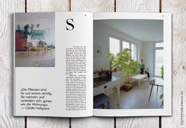 Coffee Table Mags / Independent Magazines / The Weekender – Number 32 – Inside 02