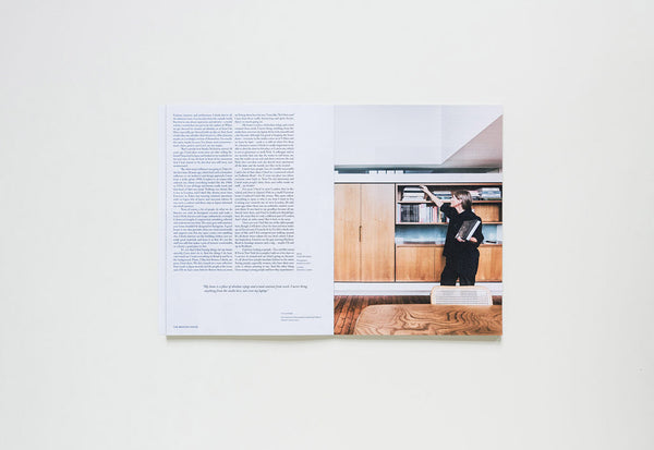 The Modern House Magazine – Number 01 – Inside 01