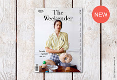 The Weekender – Number 28 – Cover
