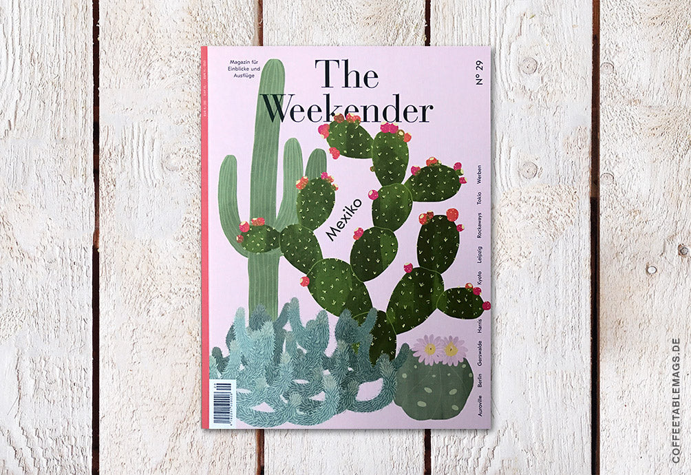 The Weekender – Number 29 – Cover