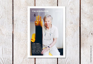 Thisispaper – Issue 4 – Cover