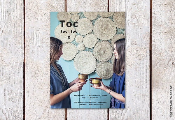 Toc Toc Toc – Issue 18