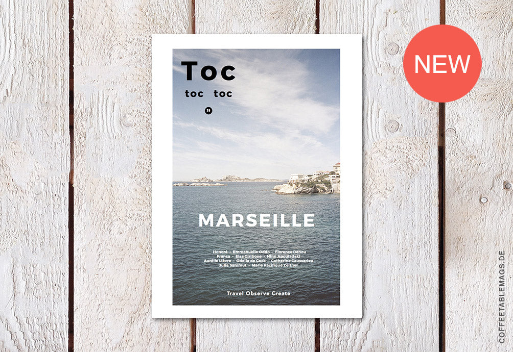 Toc Toc Toc – Issue 20: Marseille