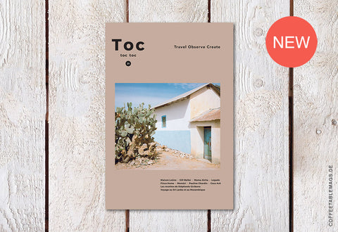 Toc Toc Toc – Issue 21 – Cover