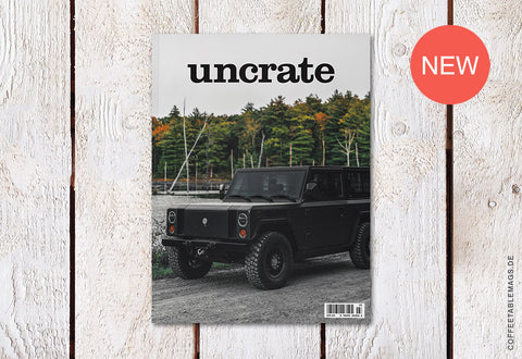 Uncrate Magazine – Issue 03