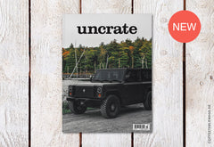 Uncrate Magazine – Issue 03 – Cover