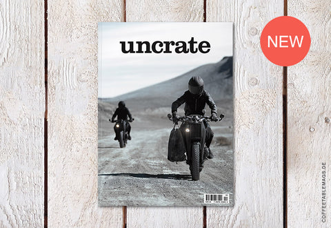 Uncrate Magazine – Issue 04