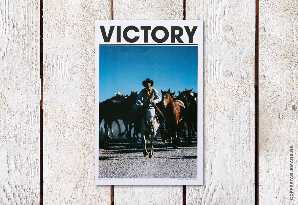 Victory Journal – Issue 12 – Cover