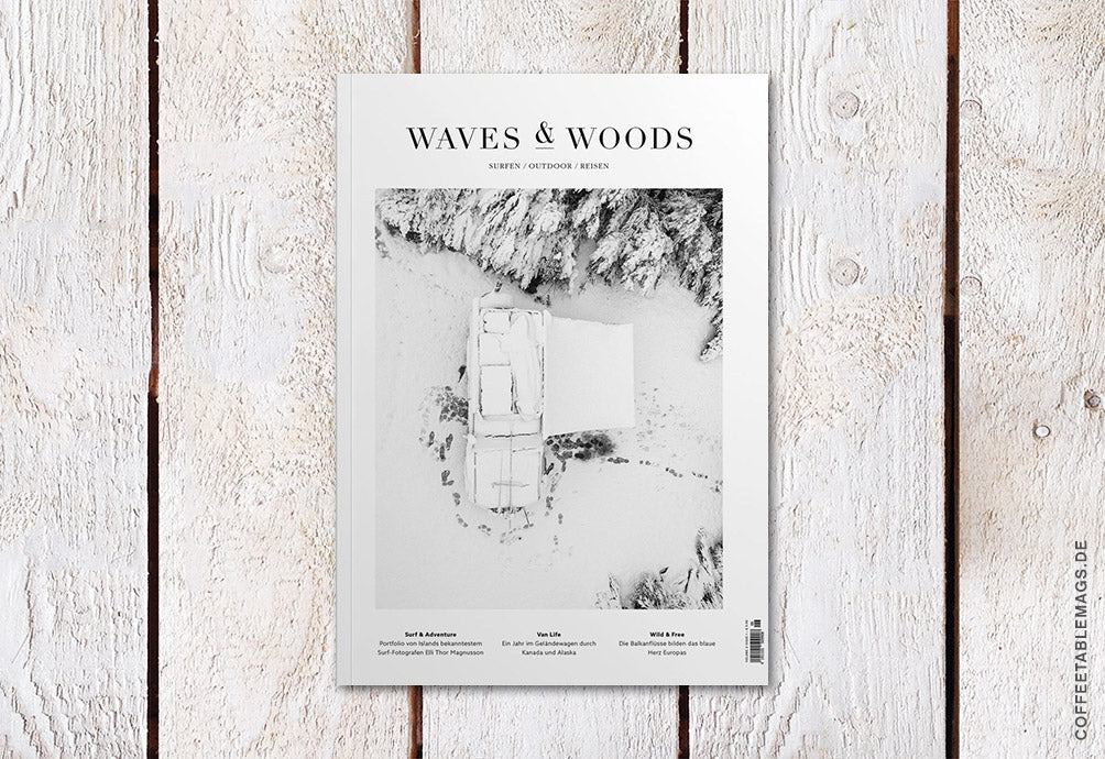 Waves & Woods – Issue 06 – Cover