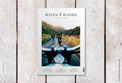 Waves & Woods – Issue 08 (German only) – Cover
