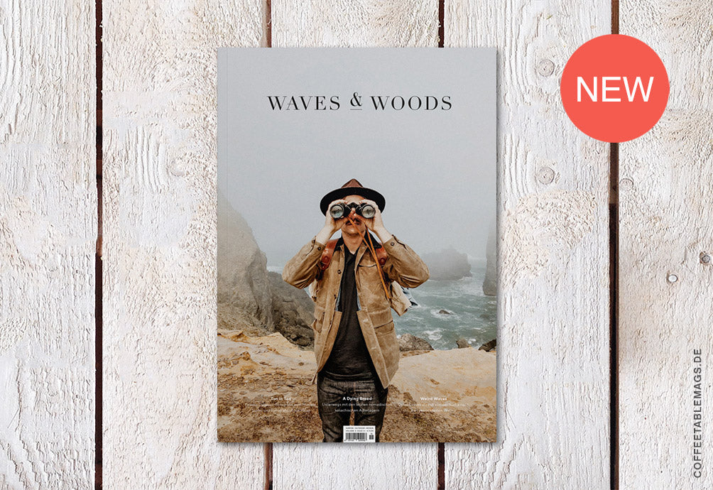 Waves & Woods – Issue 15 – Cover
