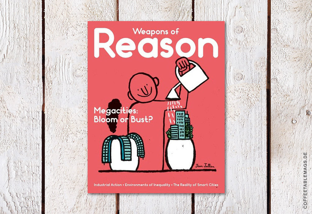 Weapons of Reason – Issue 2 – Cover