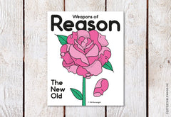 Weapons of Reason – Issue 3: The New Old – Cover