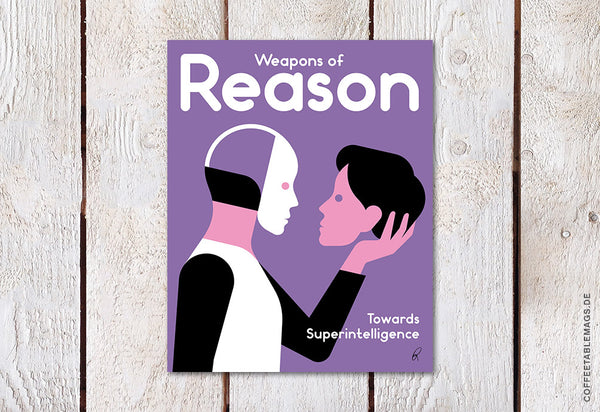 Weapons of Reason – Issue 6: Towards Superintelligence – Cover