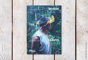 Where The Leaves Fall – Issue 01 – Cover