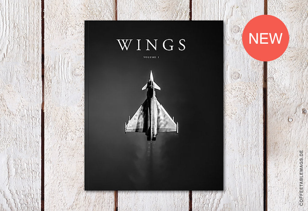 Wings Magazine – Volume 01 – Cover