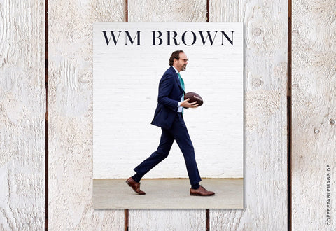 WM Brown Magazine – Issue 02 – Cover