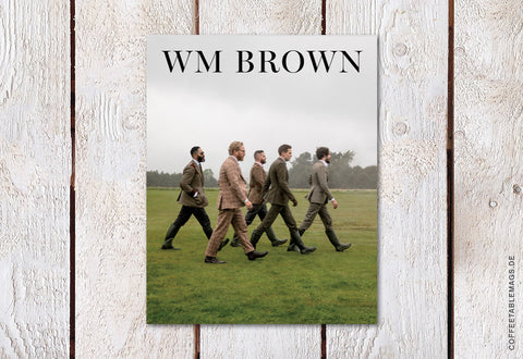 WM Brown Magazine – Issue 03 – Cover