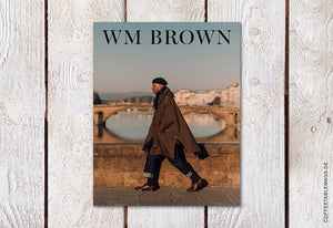 WM Brown Magazine – Issue 04 – Cover