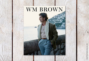 WM Brown Magazine – Issue 06 – Cover