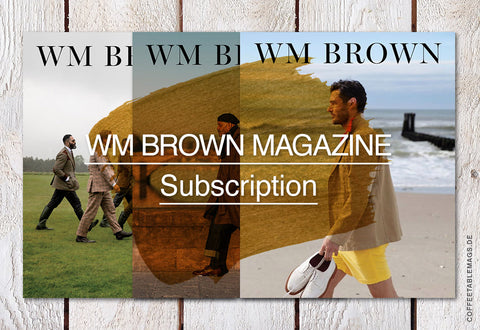 WM Brown Magazine – Subscription
