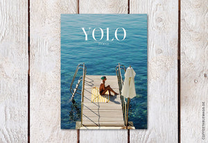 Yolo Journal – Issue 01 – Cover