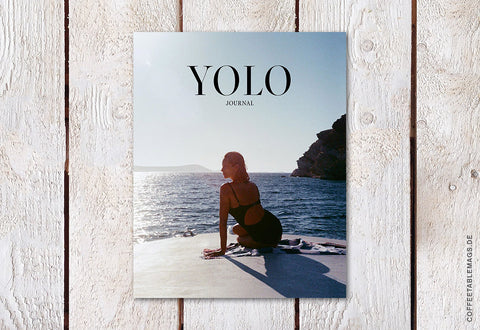 Yolo Journal – Issue 02 – Cover