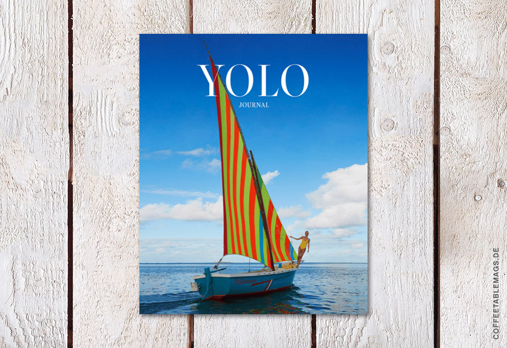 Yolo Journal – Issue 03 – Cover