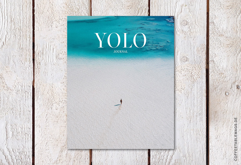 Yolo Journal – Issue 04 – Cover