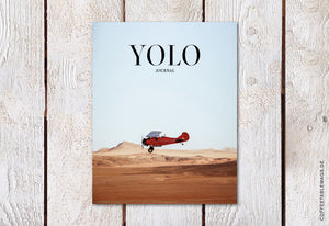 Yolo Journal – Issue 05 – Cover