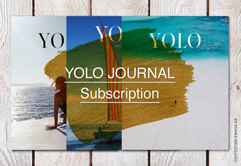 Yolo Journal – Subscription