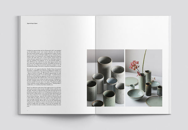 Yunomi Magazine – Volume 01 – Inside 03