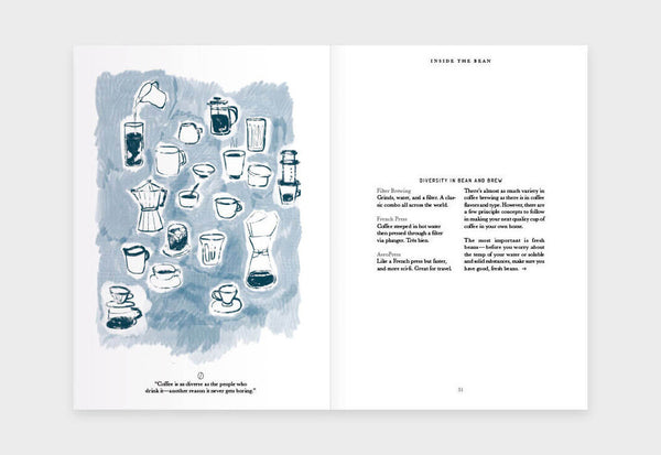 Inside The Bean – Zine by Salt & Wonder – Inside 09
