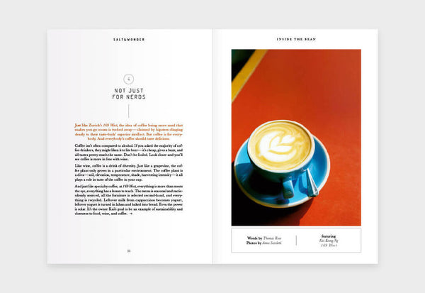 Inside The Bean – Zine by Salt & Wonder – Inside 11