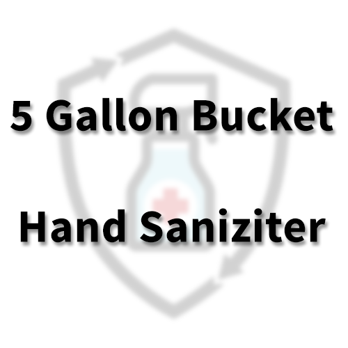 Fresh Hand Sanitizer, 80% (5 gallon bucket)