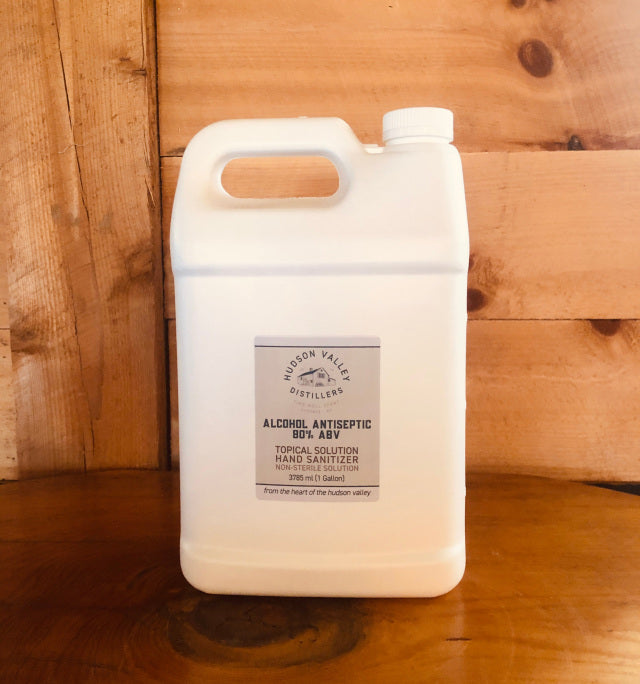 1 Gallon 80% Hand Sanitizer - Pickup Only