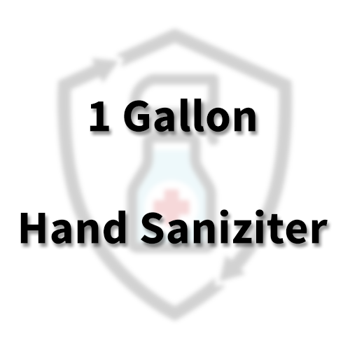 District Made Hand Sanitizer 1 Gallon Jug