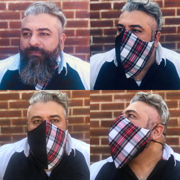 Face Mask - The Beard Shield