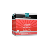EXCEPTIONAL ENGLISH BREAKFAST 120 TEA BAGS