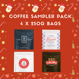 Christmas Coffee Sampler Pack