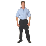 Short Apron With/No Pocket