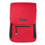 Knife Culinary Bag-6 Pocket Red